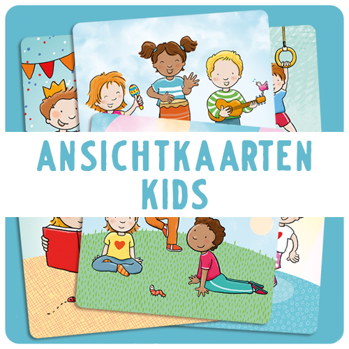 Ansichtkaarten Kids